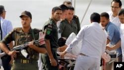 前埃及總統穆巴拉克獲釋
