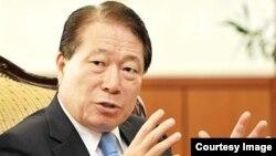 유명환 전 한국 외교부장관. 출처: 한국 외교부 웹사이트