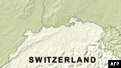Cháy rừng tại miền Nam Thụy Sĩ
