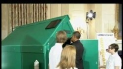 Kelajak ilm-fan va texnologiyada, deydi Obama/ White House Science Fair