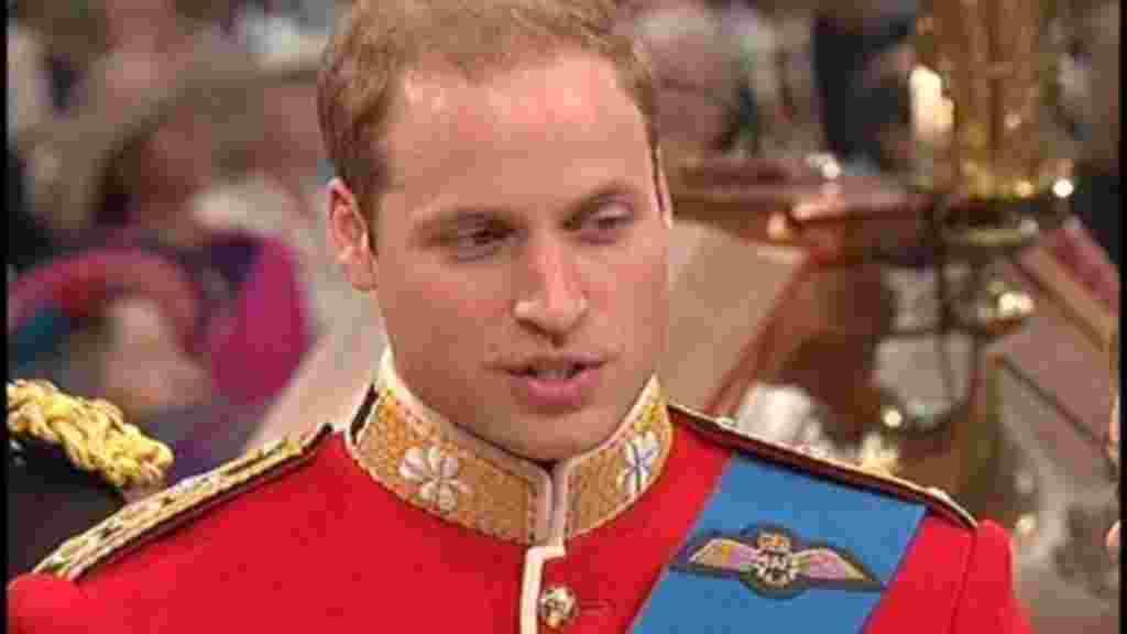 ازدواج سلطنتی پرنس ویلیام و نامزدش کیت میدلتون
