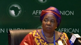 South African Home Affairs Minister Nkosazana Dlamini-Zuma is the new AU Chairperson.