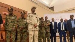 Plusieurs arrestations après le «coup d'État» déjoué du 11 juillet au Soudan