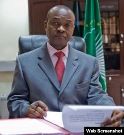FILE - Erastus Mwencha is the African Union Commission's deputy chairman.