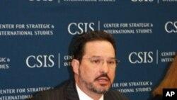 美国乔治城大学国际关系教授、前白宫官员葛林