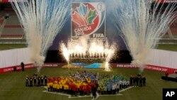 Canada sẽ đăng cai World Cup nữ 2015.