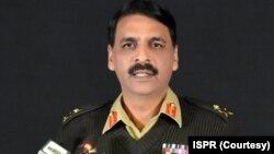 پاکستان کی فوج کے ترجمان میجر جنرل آصف غفور (فائل فوٹو)