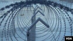 La prisión Thomson esta ubicada unos 220 kilómetros al oeste de Chicago.