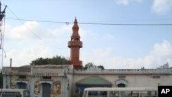 Masjidka Biyamaalow