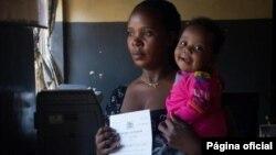 Registo Infantil Uganda