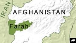 Afghanistan, Farah Province