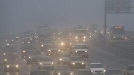 Gusta magla uzrok je lančanog sudara u Teksasu