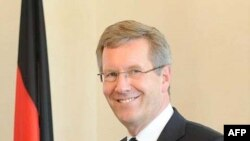 Almanya Cumhurbaşkanı Chistian Wulff