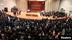 عکس آرشیوی از پارلمان عراق