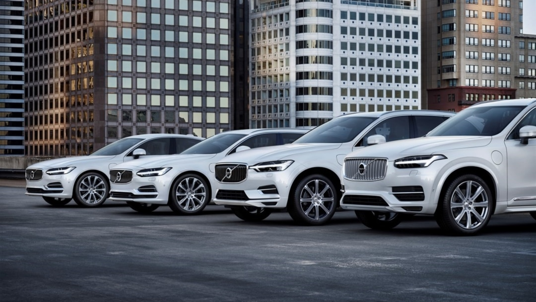Volvo To Go All Electric By 2019