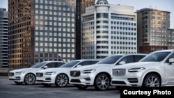Swedish-based carmaker Volvo has announced plans to produce only cars with electric motors starting in 2019. (Volvo)