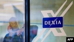 Trụ sở chính của Ngân hàng Dexia tại Brussels