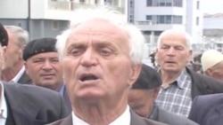 Kosovë, pensionistët në protesta