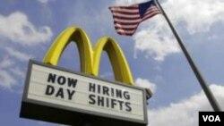 Mekdonaldsov restoran u Česterfildu, u državi Ohajo oglašava da zapošljava nove radnike
