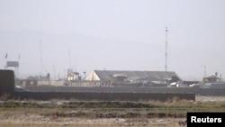 Pangkalan NATO di distrik Zurmat, provinsi Paktia, Afghanistan timur diserang oleh ledakan bom bunuh diri (17/10).
