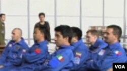 Astronauti, učesnici eksperimenta Mars-500