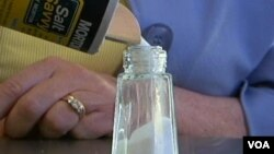 Cơ thể cần một lượng muối ít hơn nửa gram mỗi ngày. Tuy nhiên người dân tại các nước đã phát triển ăn khoảng từ 8 đến 10 gram muối một ngày