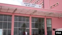 Angola Malanje Hospital geral