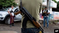 Michoacán era la zona manejada por el cártel de la droga Los Caballeros Templarios.
