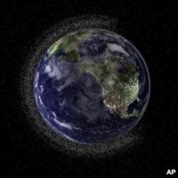 Australian Company Develops Junk-Tracking Space Laser