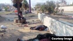 Suuraan godaantota Itoophiyaa Yemen keessa jiran irraa VOA-n argate kun kanneen rakkatanii karaa maddii jiraatan agarsiisa