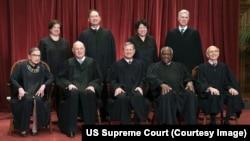 اعضای دیوان عالی آمریکا