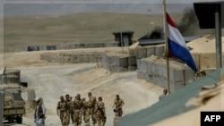 Əfqanıstanın cənubunda NATO bazasına hücum olunub