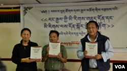 New book by Bawa Phuntsok Wangyal launched in Dharamsala