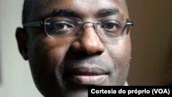 Rafael Morais, activista e jornalista angolano