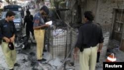 د پاکستان په گوټ گوټ کې د عاشور ا دمراسمو نه مخکې کلک امنیتي تدابیر نیول شوي دي.