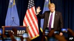 این سومین پیروزی ترامپ در چهار انتخابات مقدماتی جمهوریخواهان است.