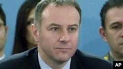 5일 자살한 브라니슬라프 밀린코비치 나토 주재 세르비아 대사. (자료사진)