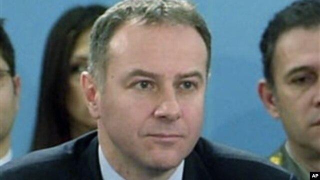 Ambasador Srbije pri NATO-u Branislav Milinković (arhivski snimak)