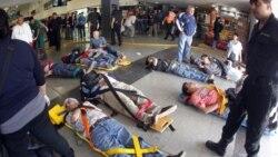 ده ها تن در تصادف قطار شهری در آرژانتین کشته شدند