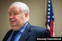 Rossiya elchisi Sergey Kislyak