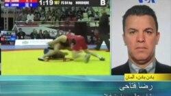 جام جهانی ۲۰۱۳ کشتی فرنگی و آزاد تهران