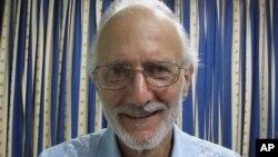 Ông Alan Gross đã bị giam tại Cuba kể từ năm 2009.