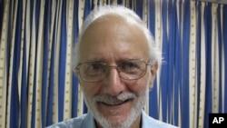 Alan Gross, preso en Cuba, está desesperado por regresar a casa. Está encarcelado desde 2009.