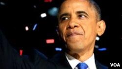 Rais Barack Obama.