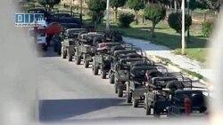 ادامه تظاهرات مخالفان دولت در سوریه