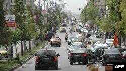 7일 시리아 홈스의 정부군 통제 구역. 반군 관계자는 반군들이 홈스에서 철수하기 시작했다고 밝혔다.