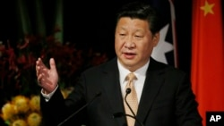 FILE - China's President Xi Jinping.
