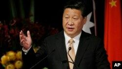 中國國家主席習近平。(資料圖片)