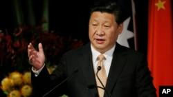 中国国家主席习近平。
