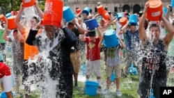 In the summer of 2014, many people were doing the ice bucket challenge to raise money for the brain disease ALS. Two years later, the ALS Association announced a major breakthrough.